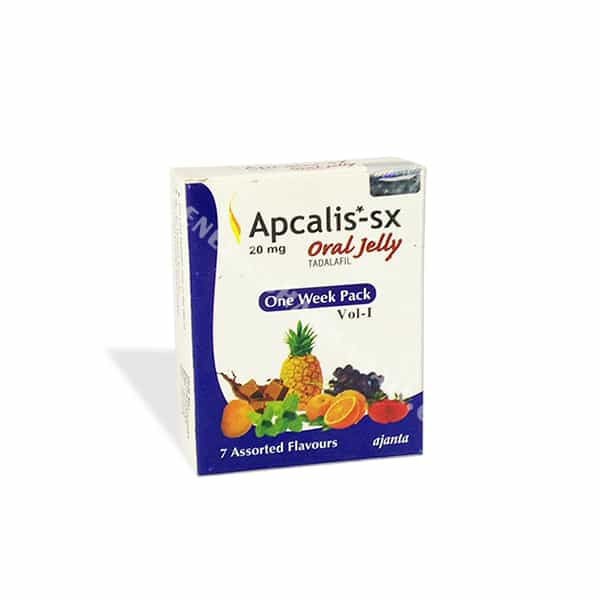 Apcalis Oral Jelly buy online