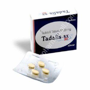 Tadalis SX 20mg buy online