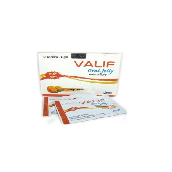 Valif Oral Jelly 20gm Buy Online