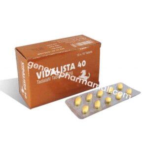 Vidalista 40 mg buy online