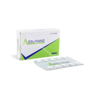 Assurans 20mg buy online