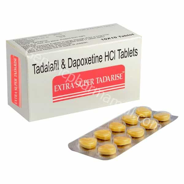 Extra Super Tadarise buy online