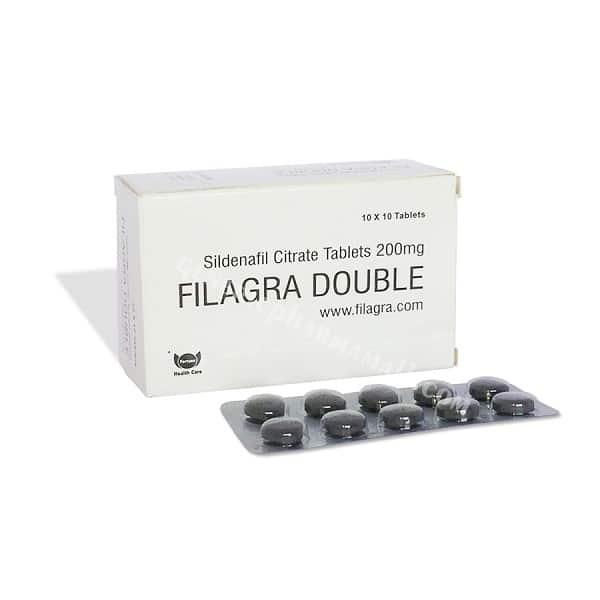 Filagra Double 200mg buy online