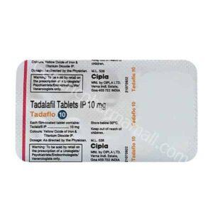 Tadaflo 10mg buy online