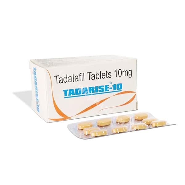 Tadarise 10mg buy online