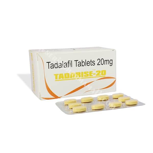 Tadarise 20mg buy online