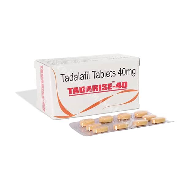 Tadarise 40mg buy online