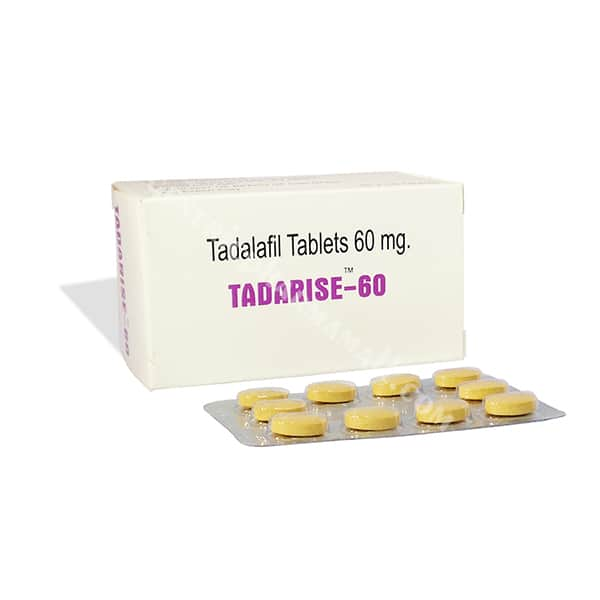 Tadarise 60mg buy online