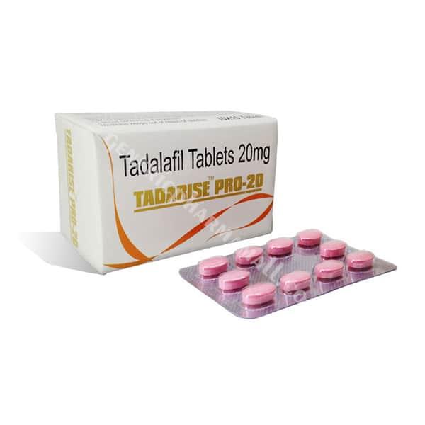 Tadarise Pro 20mg buy online