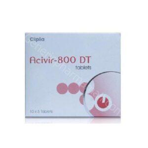 Acivir 800 DT buy online
