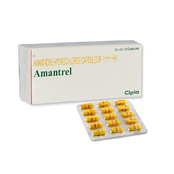 Amantrel 100mg buy online