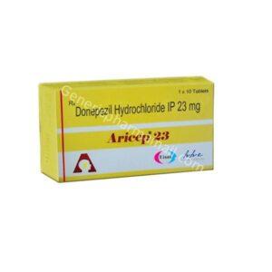 Aricep 23mg buy online