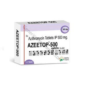 Azeetop 500mg buy online