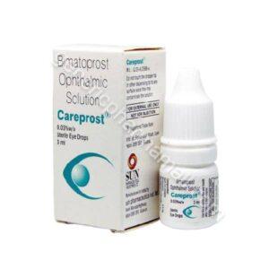 Careprost 0.03% buy online | Genericpharmamall