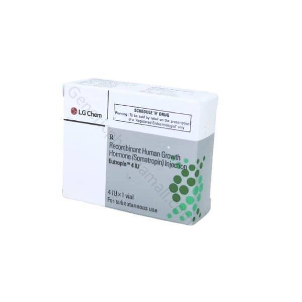 Eutropin 4iu Injection Buy Online | Genericpharmamall