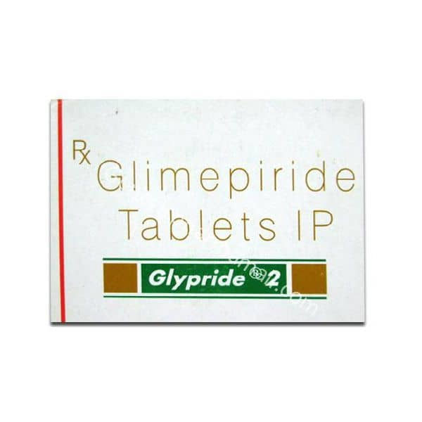 Glypride 2mg buy online