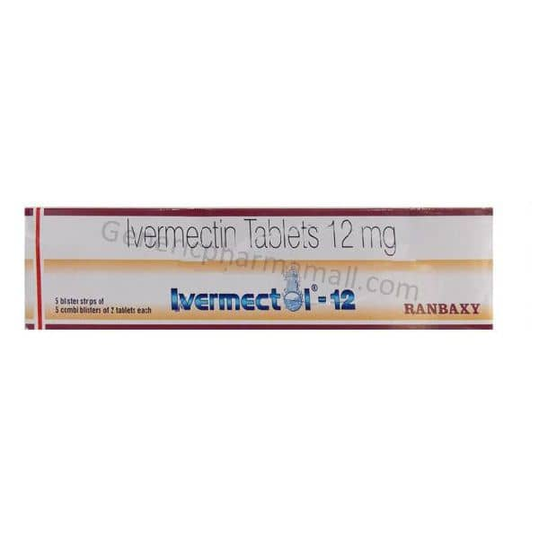 IVERMECTOL 12MG buy online
