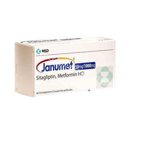 Janumet 50mg/1000mg buy online