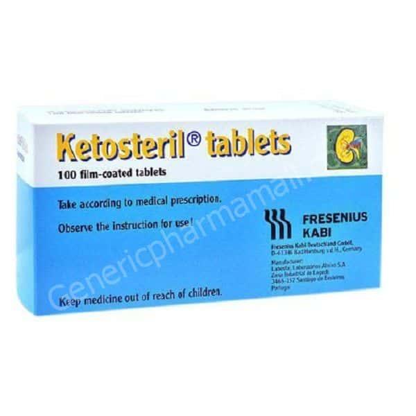 Ketosteril tablet buy online