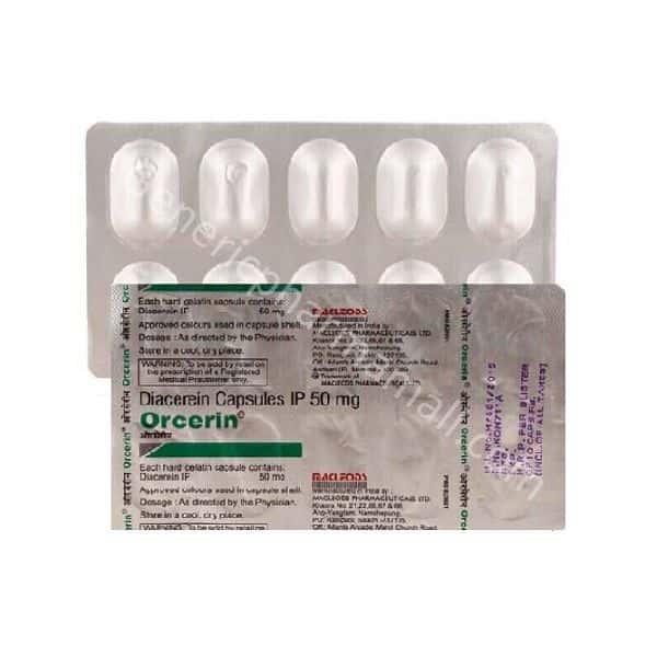 Orcerin 50mg buy online