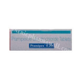 Pramipex 0.25mg buy online