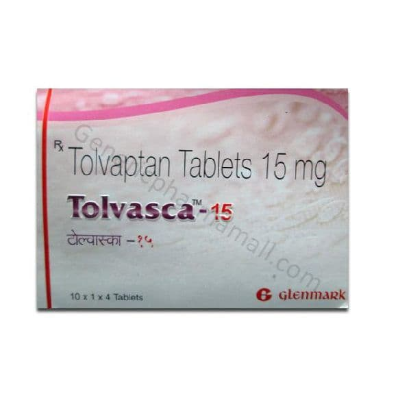 Tolvasca 15mg buy online   Genericpharmamall