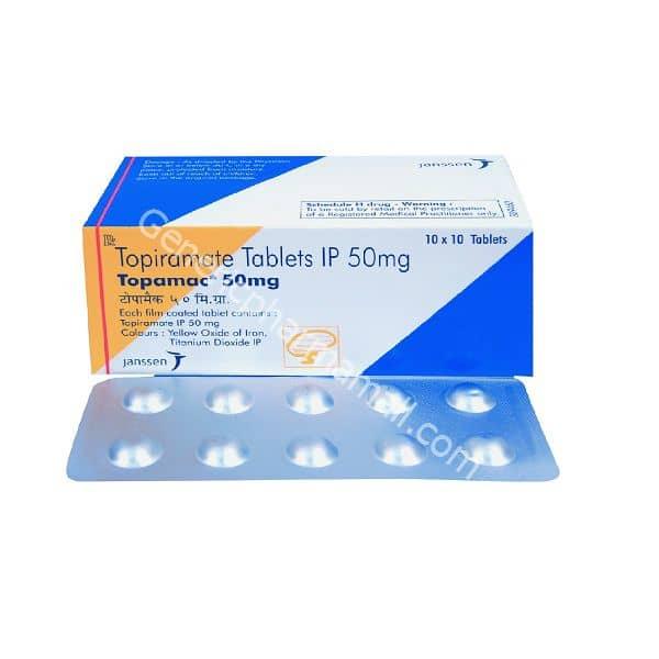 Topamac 50mg buy online