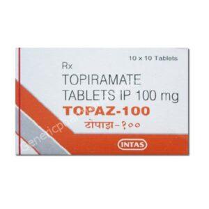 Topaz 100mg buy online