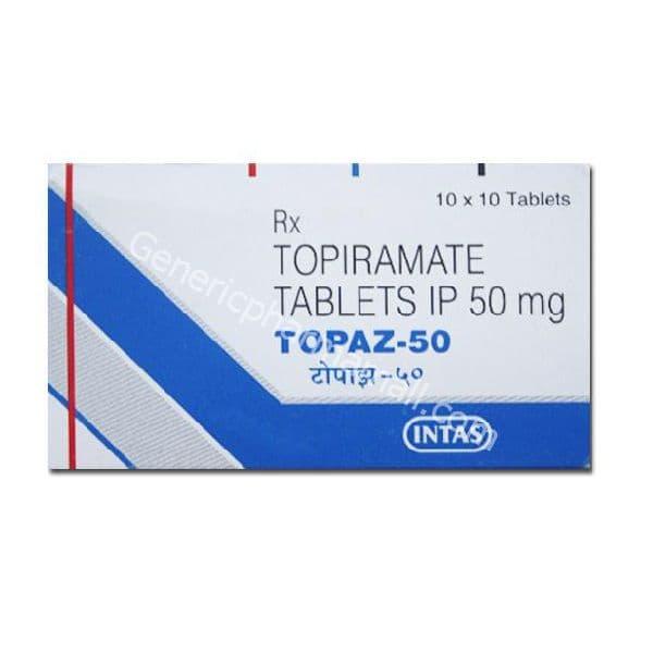 Topaz 50mg buy online