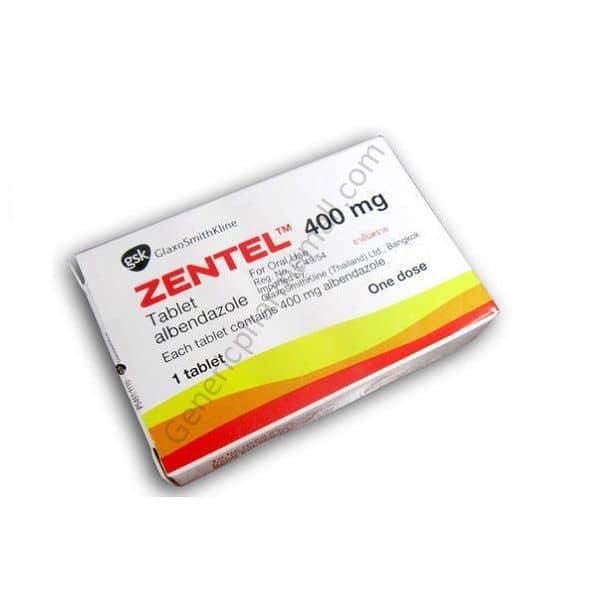 ZENTEL 400mg buy online