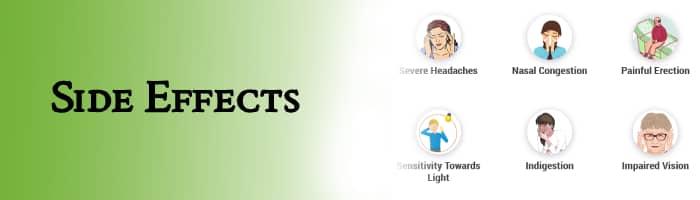 cenforce side effects