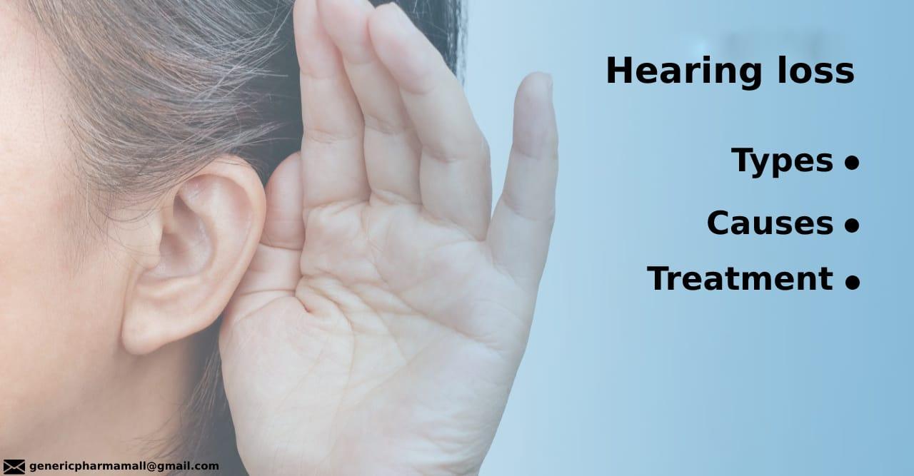 Hearing loss | Symptom | Risk Factor | Medication