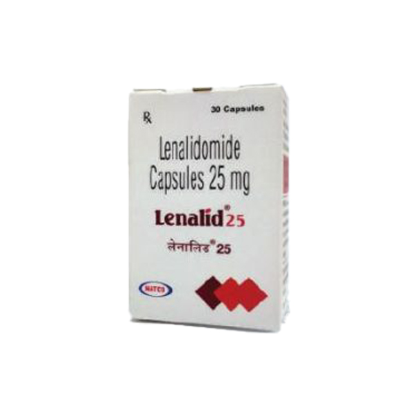 Lenalid 25mg online